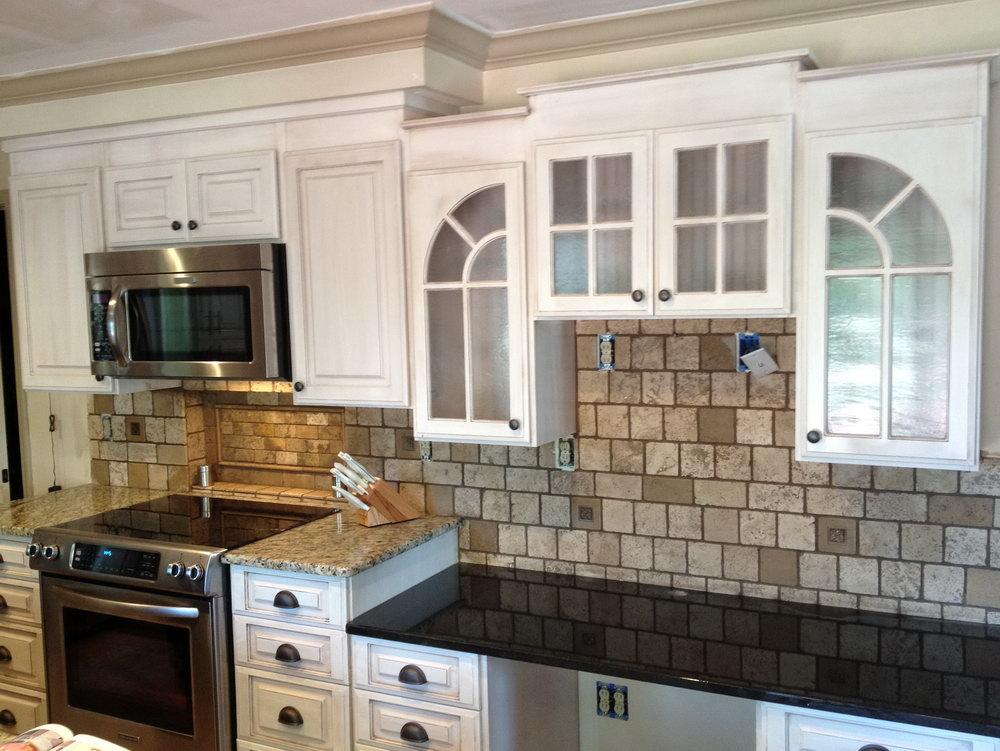 Organized Kitchen Cabinets Pinterest