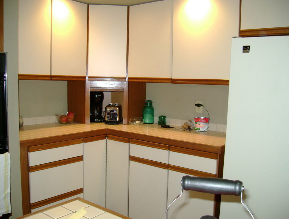 Painting Laminate Kitchen Cabinets Without Sanding