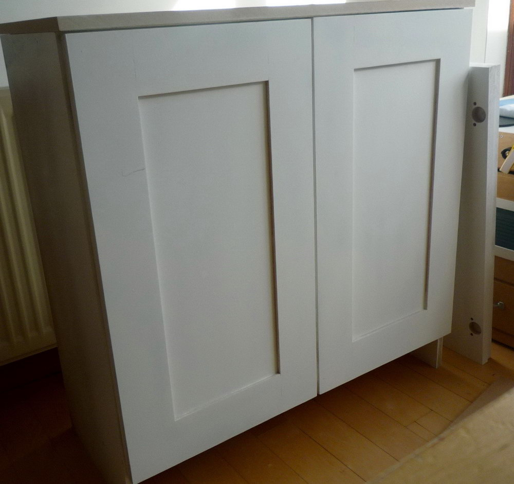 Painting Mdf Kitchen Cabinets