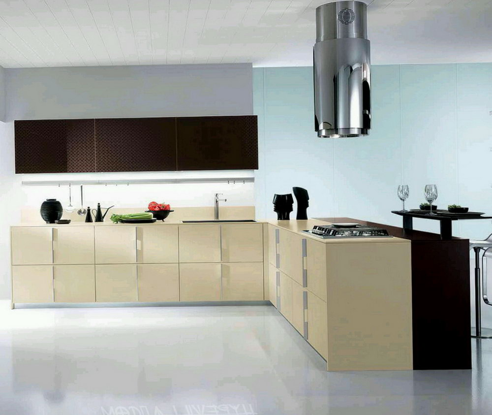 Plywood Kitchen Cabinets Modern
