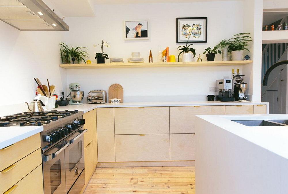 Plywood Kitchen Cabinets Nz