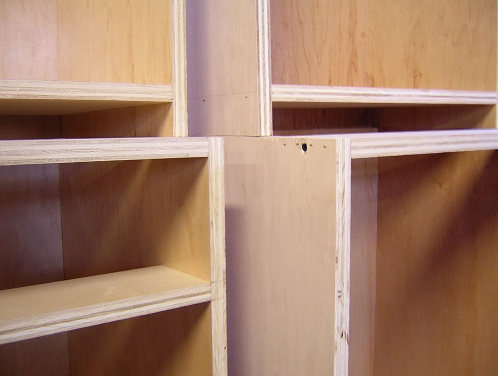 Plywood Kitchen Cabinets Price