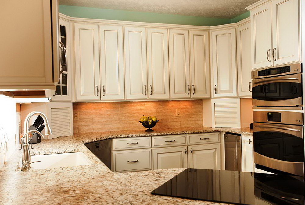 Popular Kitchen Cabinet Colors 2016