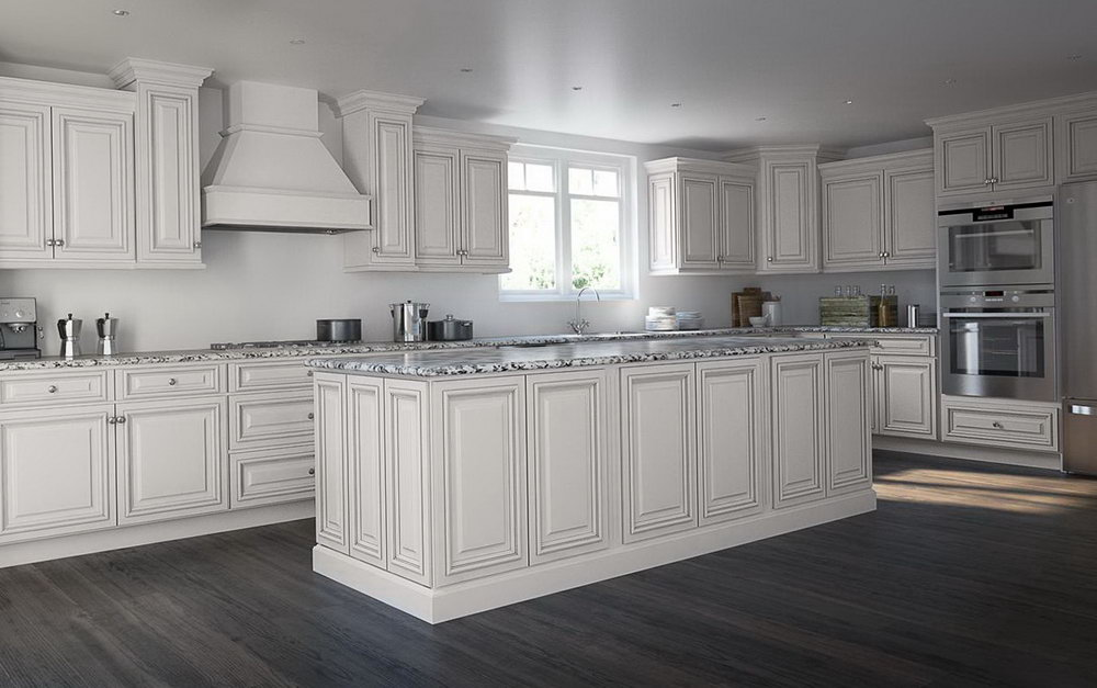 Pre Assembled Kitchen Cabinets Home Depot Canada