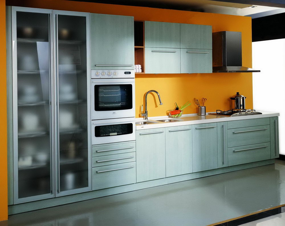 Pvc Kitchen Cabinets Images
