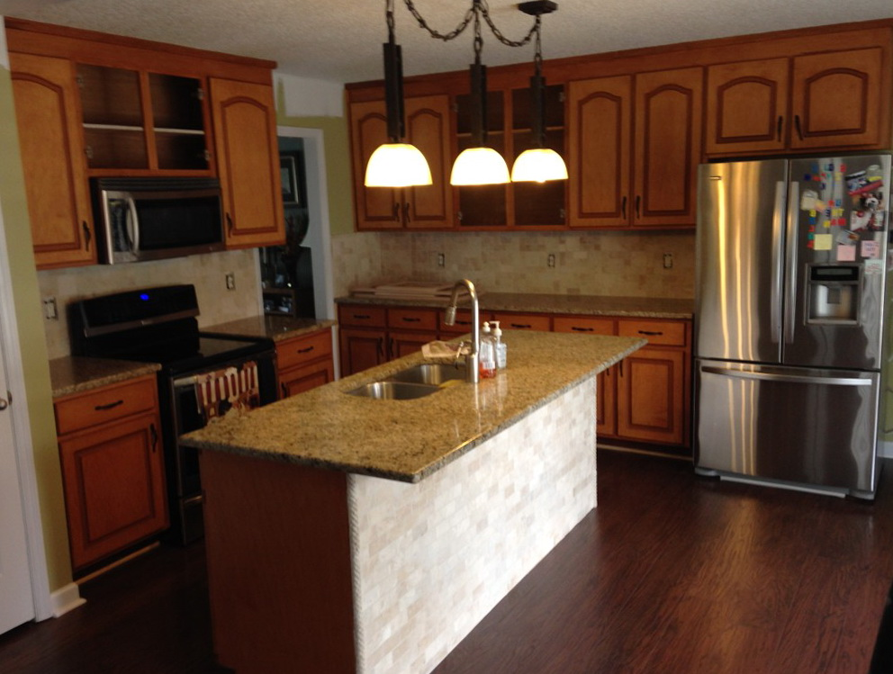 Removing Kitchen Cabinets From Ceiling