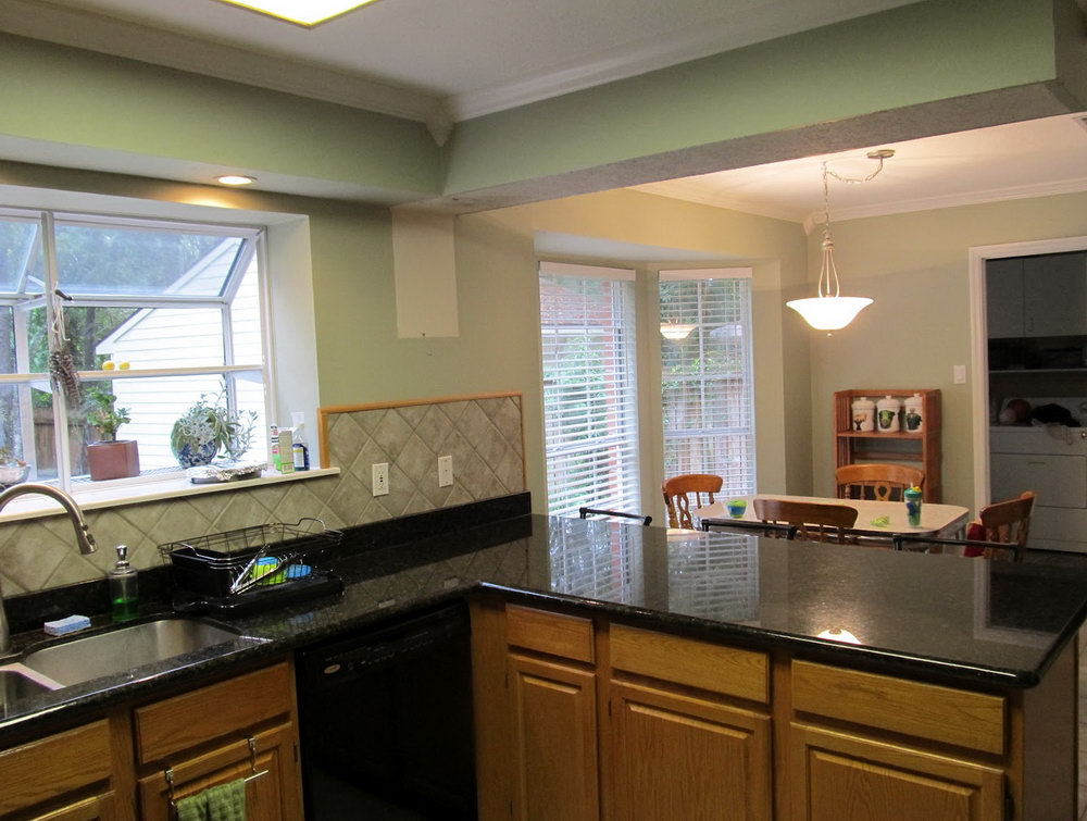 Removing Kitchen Cabinets Yourself