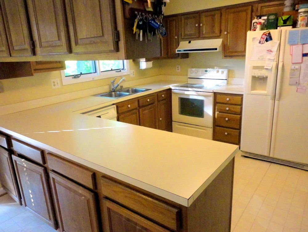 Replacing Kitchen Cabinets And Countertops