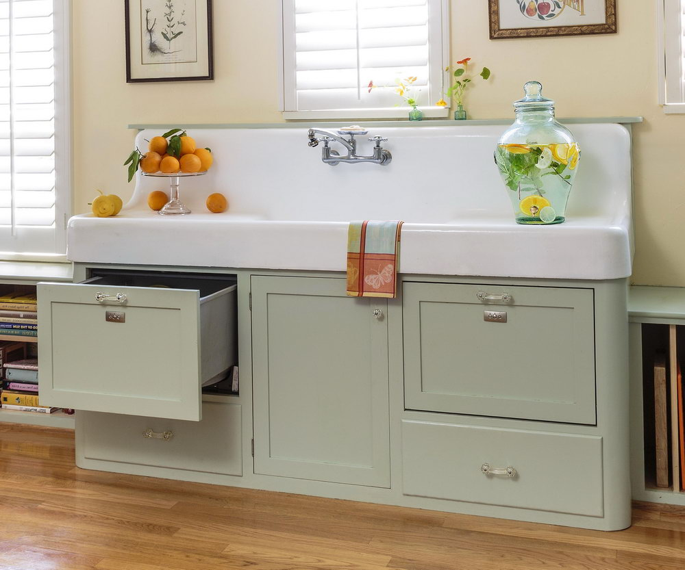 Retro Kitchen Handles For Cabinets