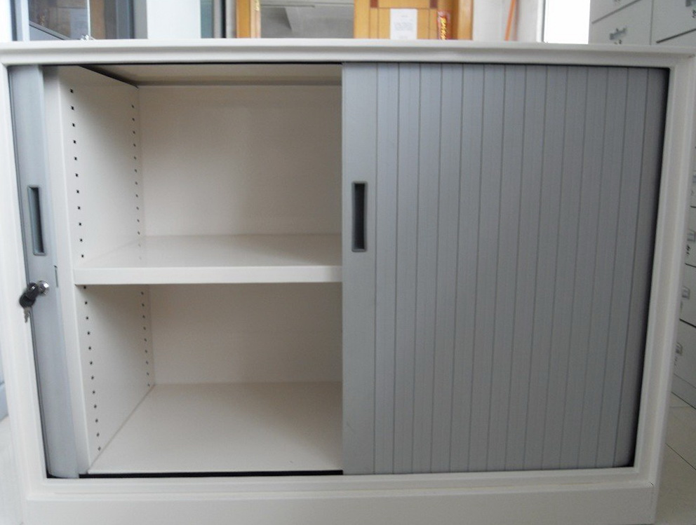 Rolling Shutter Kitchen Cabinet