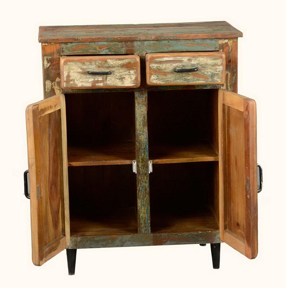 Rustic Barnwood Kitchen Cabinets