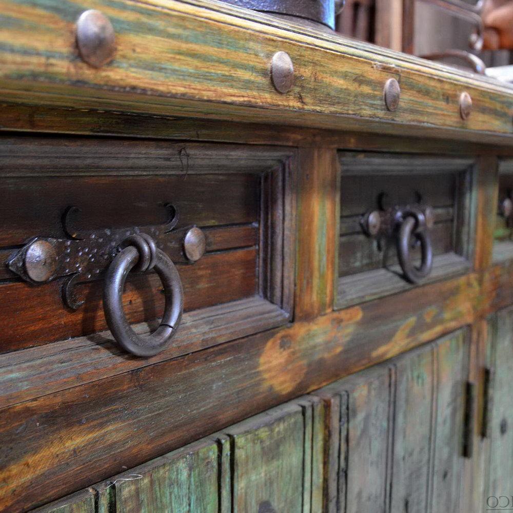 Rustic Kitchen Cabinet Hardware Pulls