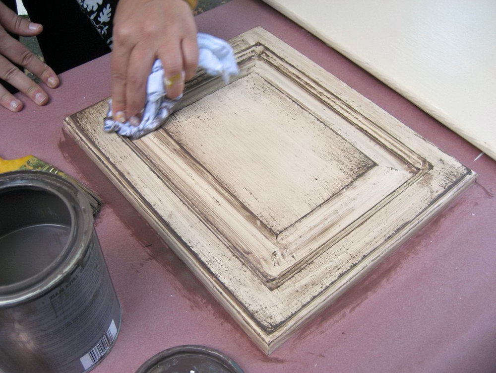 Sanding Kitchen Cabinets Yourself