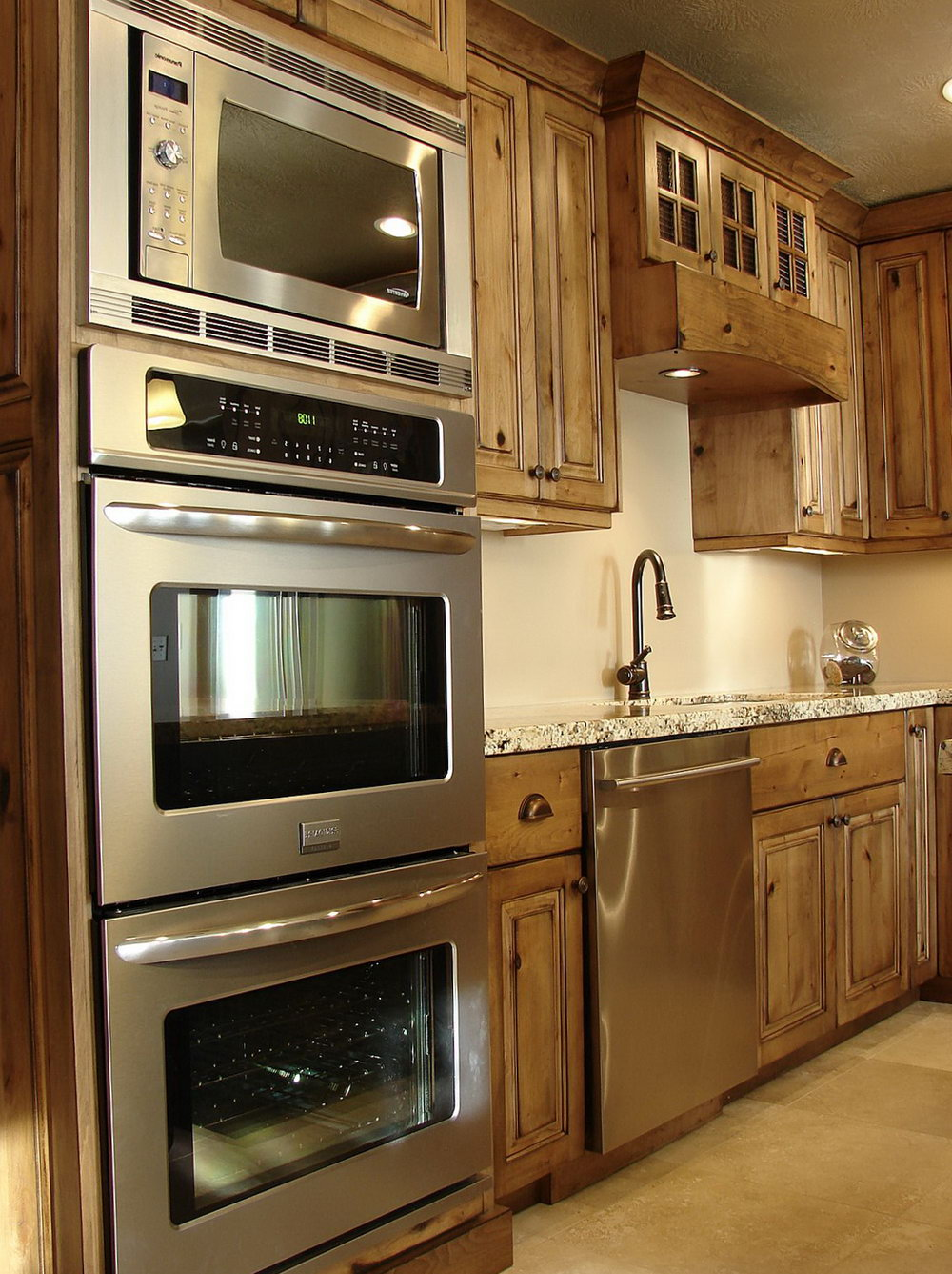 Select Alder Kitchen Cabinets
