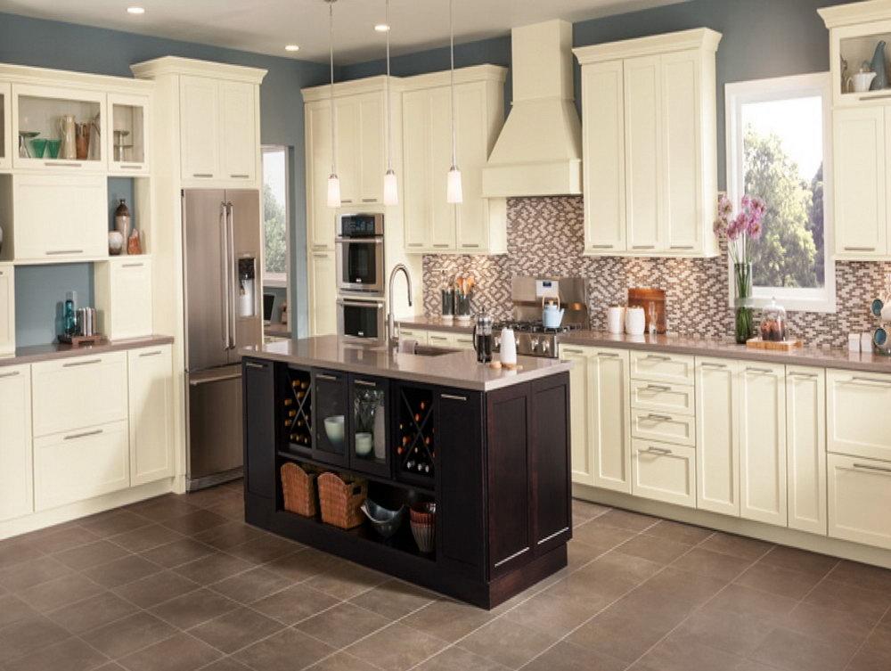 Shenandoah Kitchen Cabinets Price Range