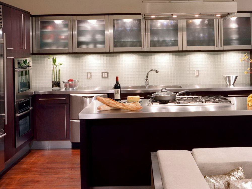 Simple Kitchen Cabinet Images