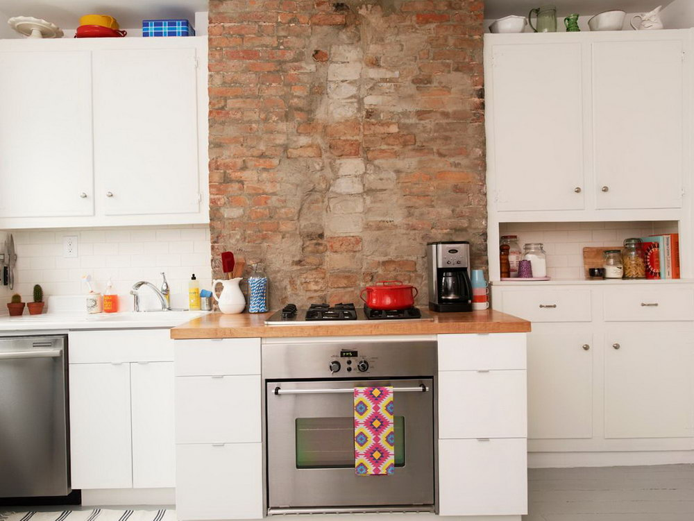 Small Kitchen Cabinet Design Pictures