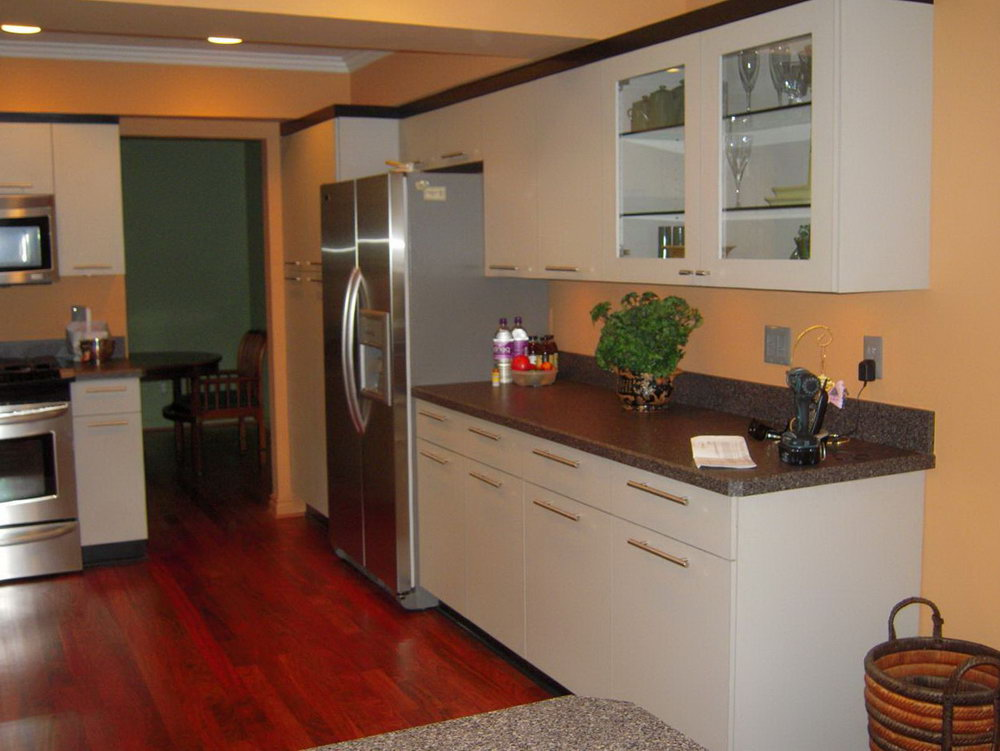 Small Kitchen Cabinet Designs