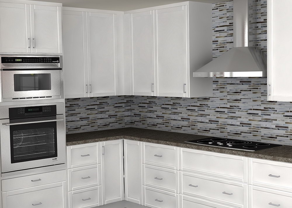 Small Wall Kitchen Cabinets