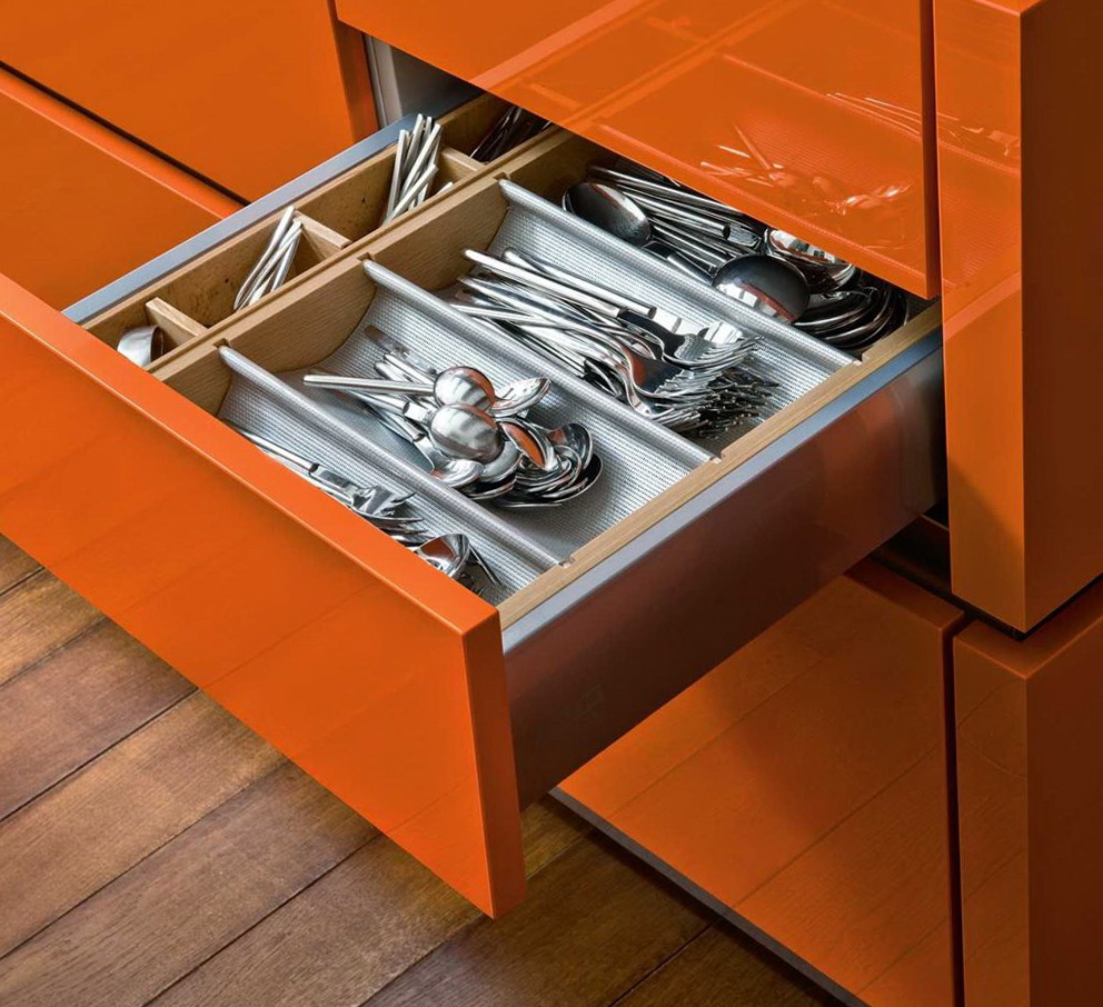 Spice Drawers Kitchen Cabinets