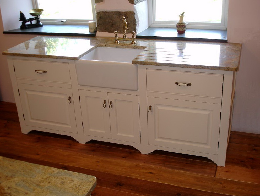 Stand Alone Kitchen Sink With Cabinet