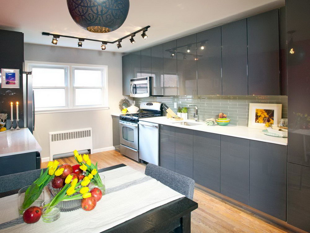 Tall Kitchen Cabinet Organizers