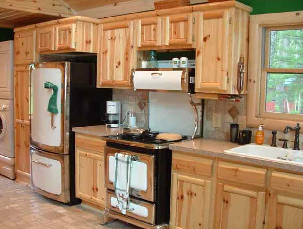 Unfinished Wood Kitchen Cabinets Near Me