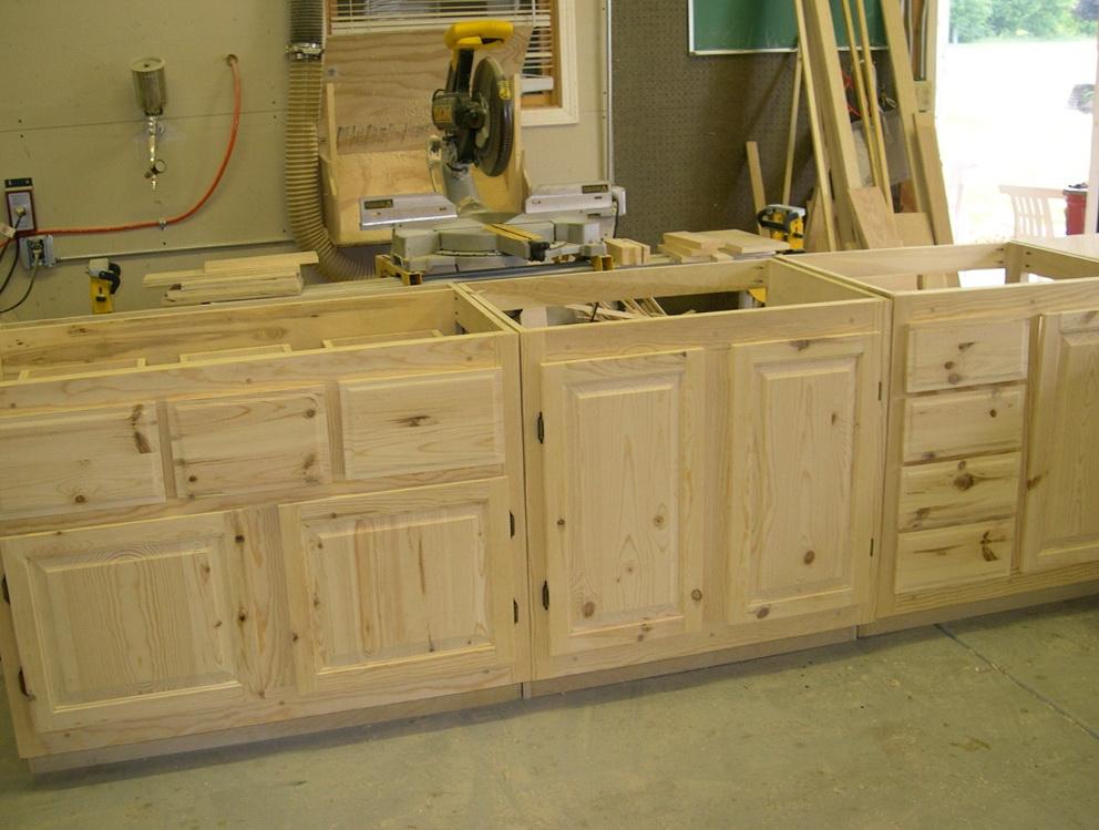 Unfinished Wood Kitchen Cabinets Uk