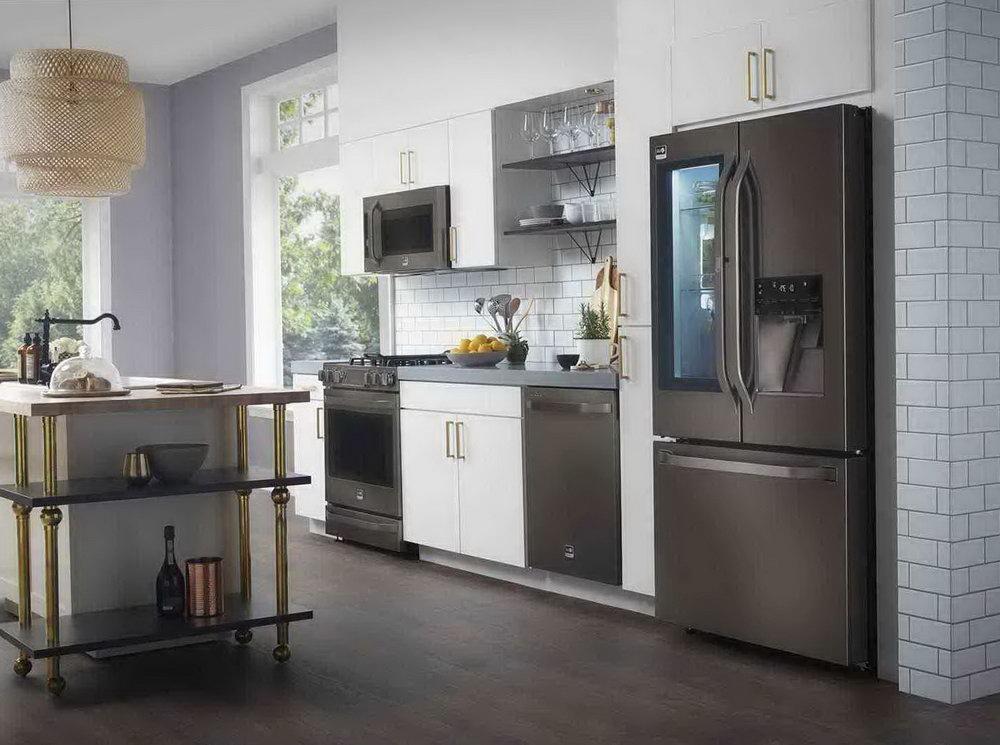 White Chocolate Kitchen Cabinets