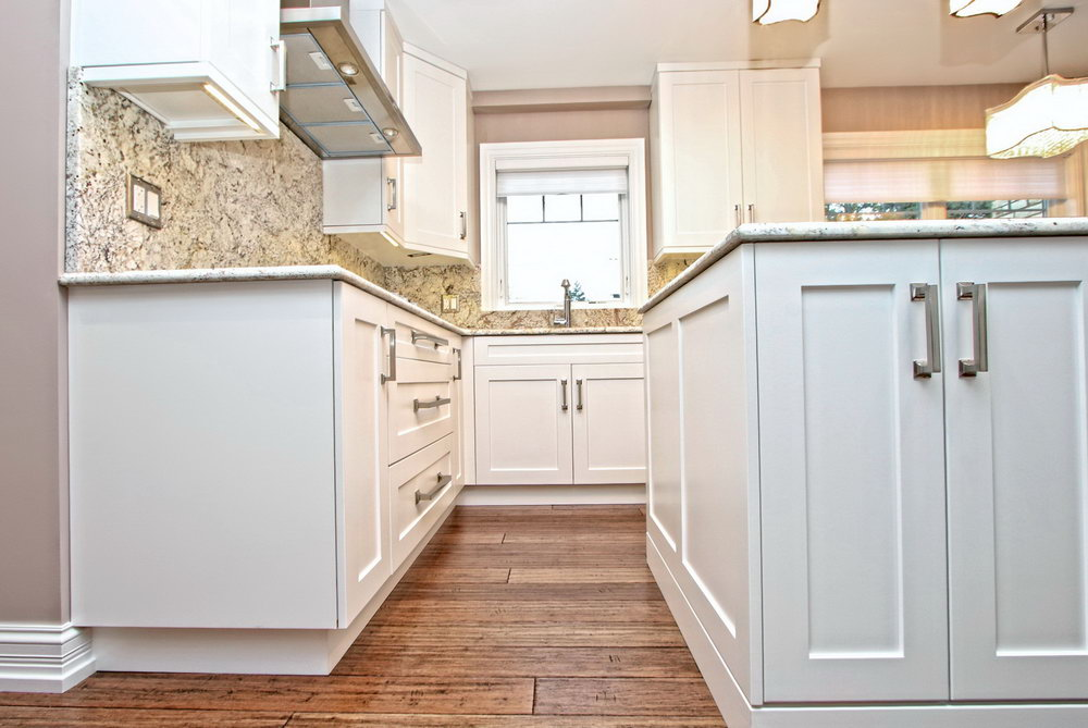 White Mdf Kitchen Cabinets