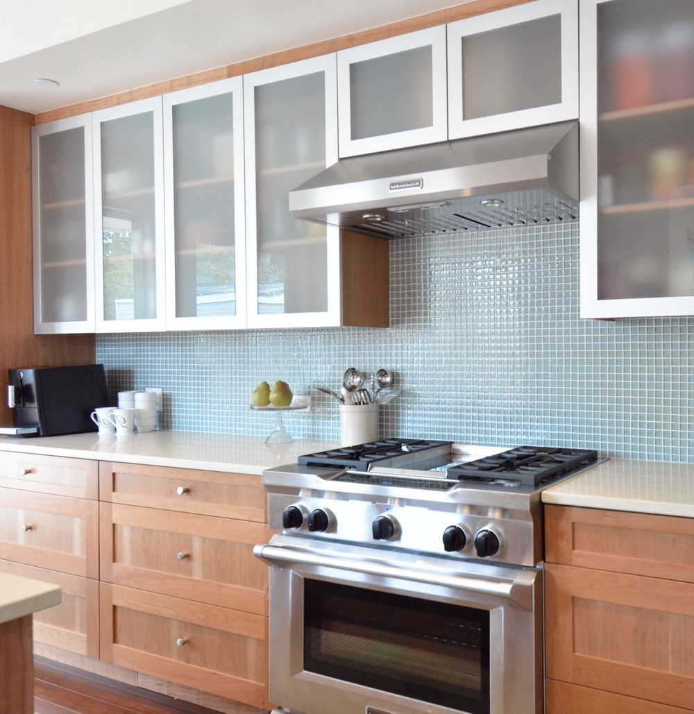 Wooden Kitchen Cabinets India