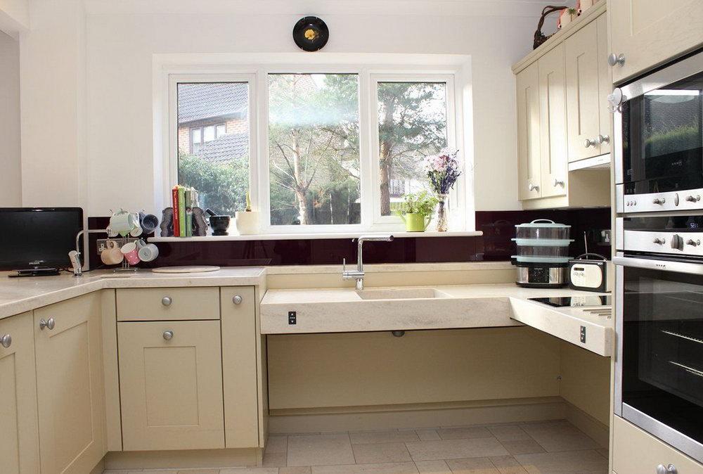 Ada Compliant Kitchen Cabinets