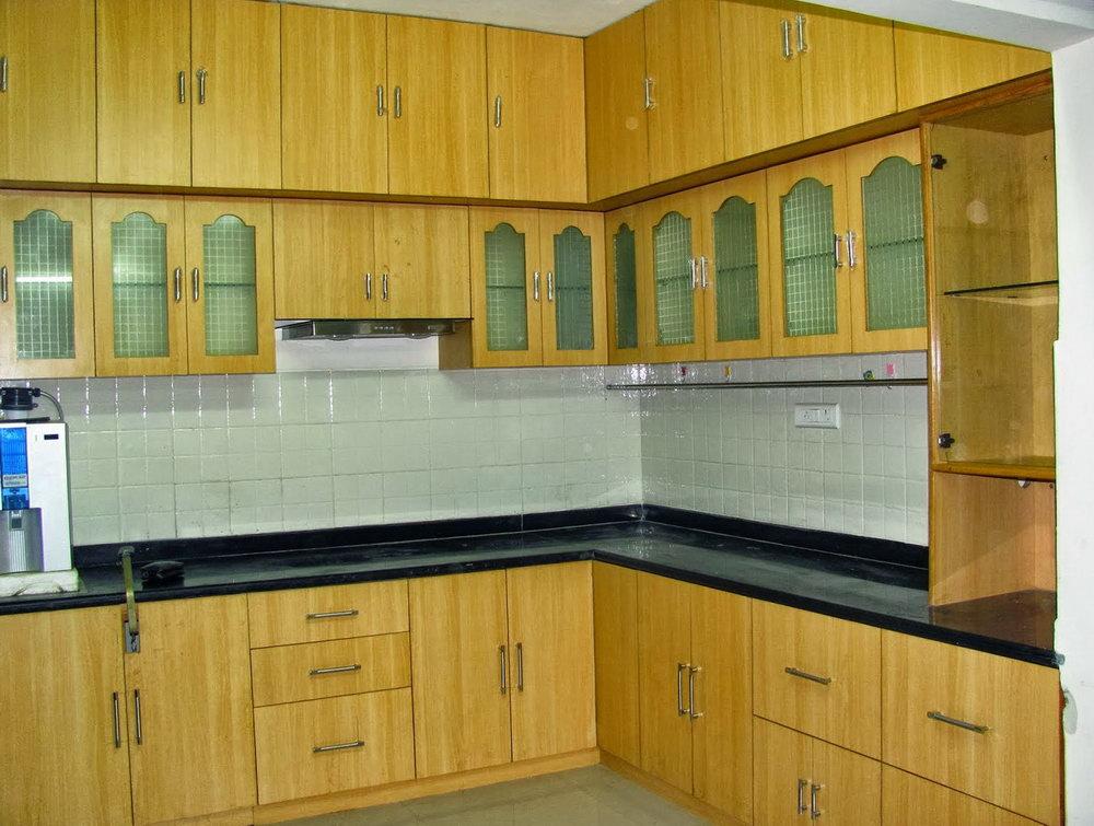 Aluminum Kitchen Cabinets Design