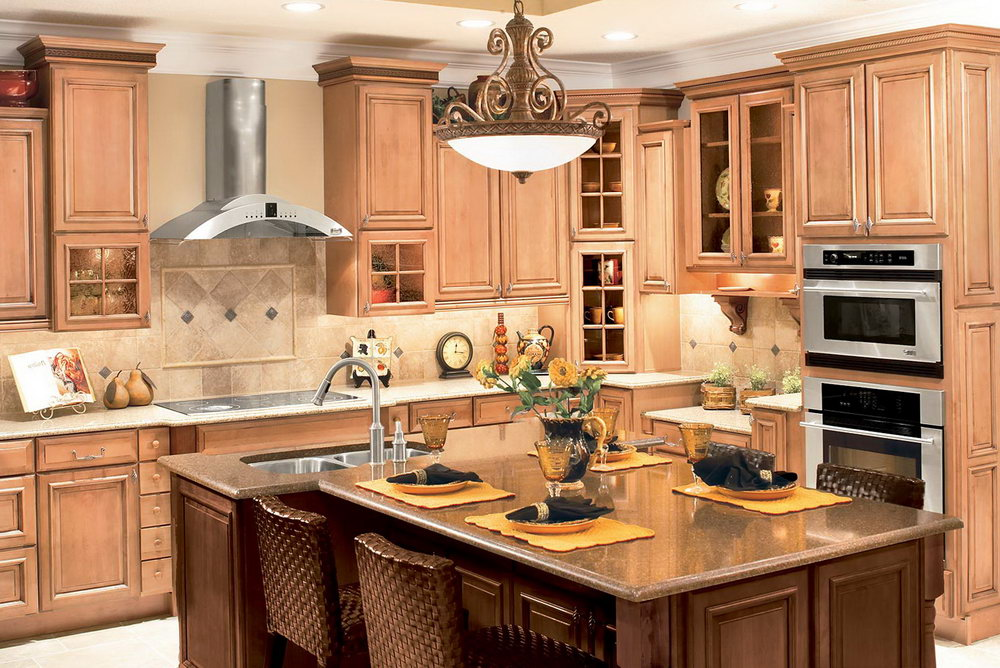 American Kitchen Cabinets Design