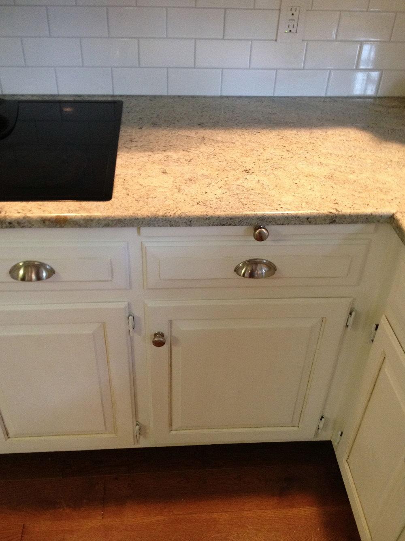 Annie Sloan Chalk Paint White Kitchen Cabinets