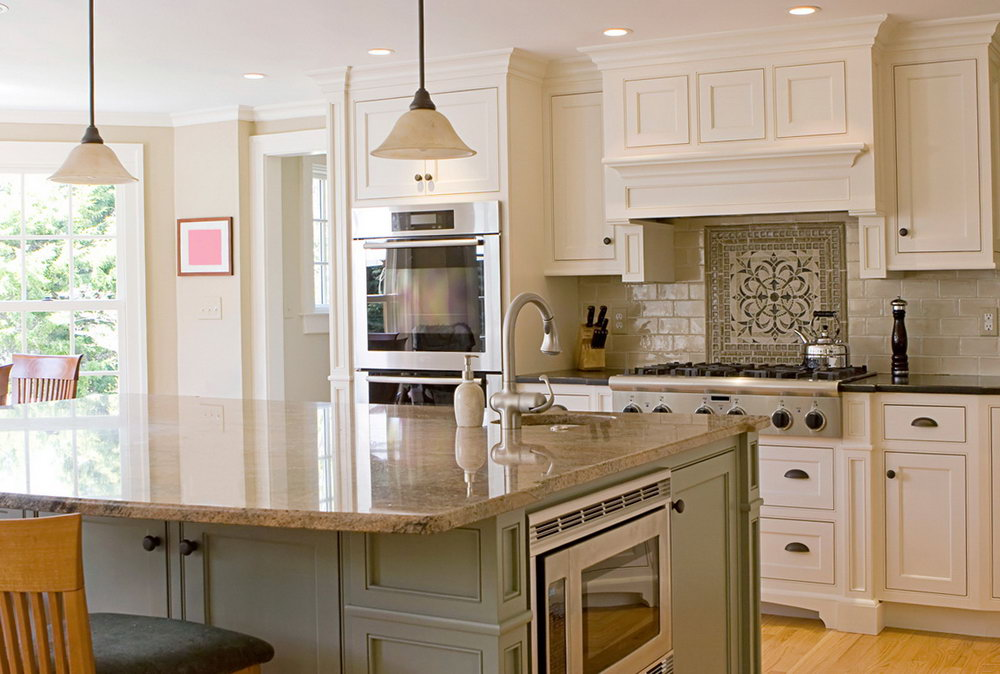 Average Cost Of New Kitchen Cabinets And Countertops