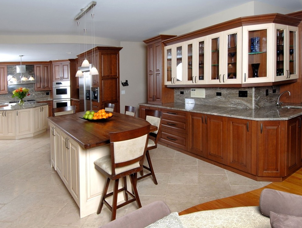 Average Cost Of New Kitchen Cabinets Installed