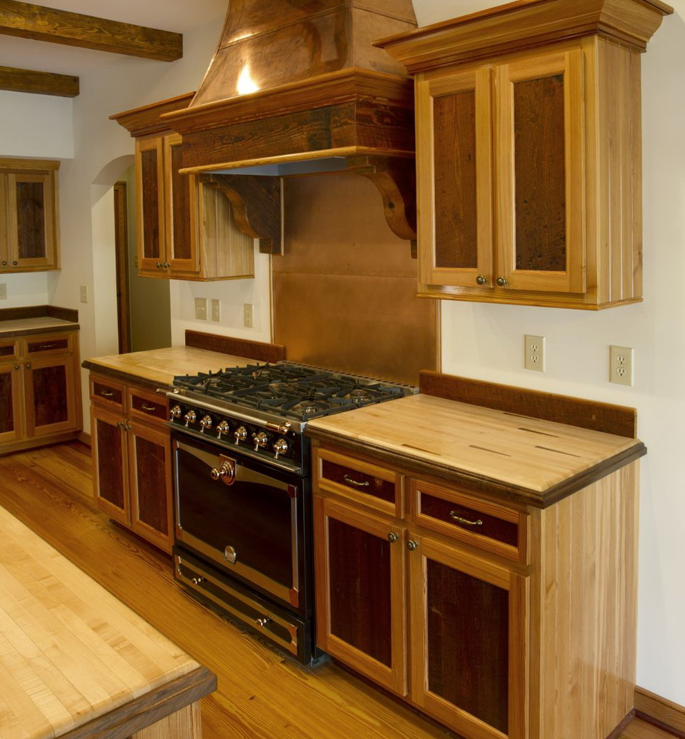 Barn Wood Kitchen Cabinets For Sale