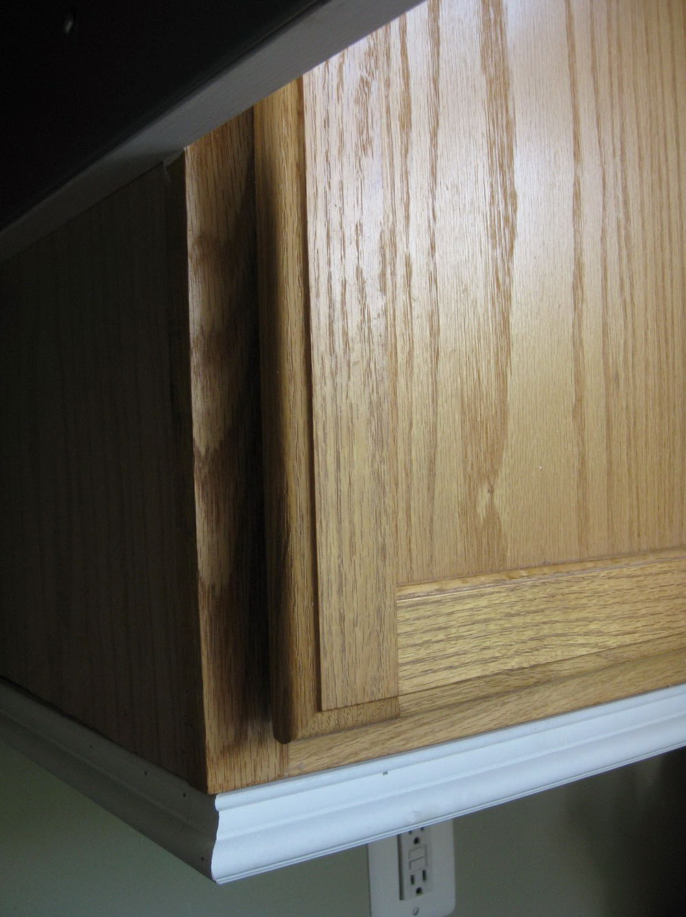 Base Molding For Kitchen Cabinets