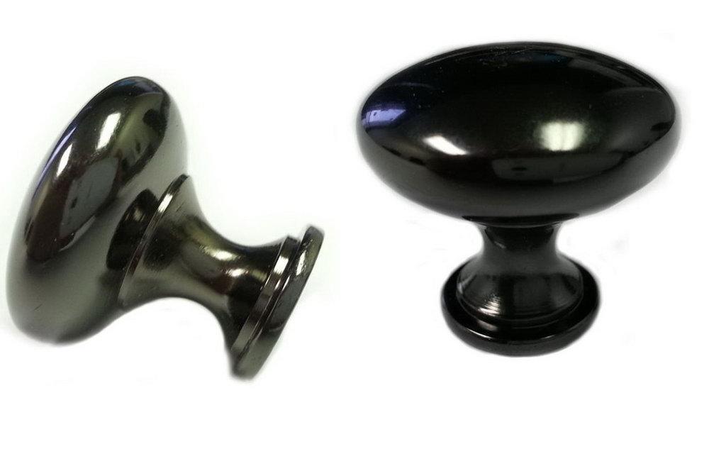 Black Nickel Kitchen Cabinet Handles