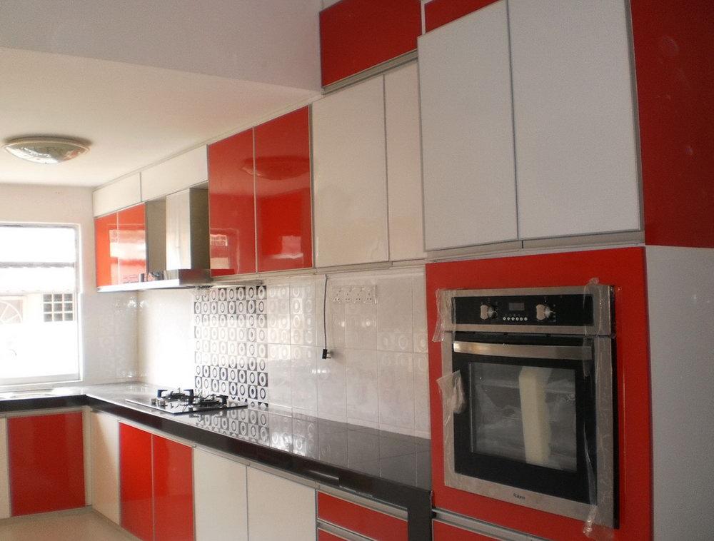 Complete Kitchen Cabinets Set
