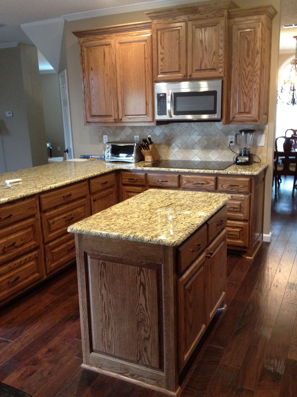 Complete Kitchen Cabinets With Countertops