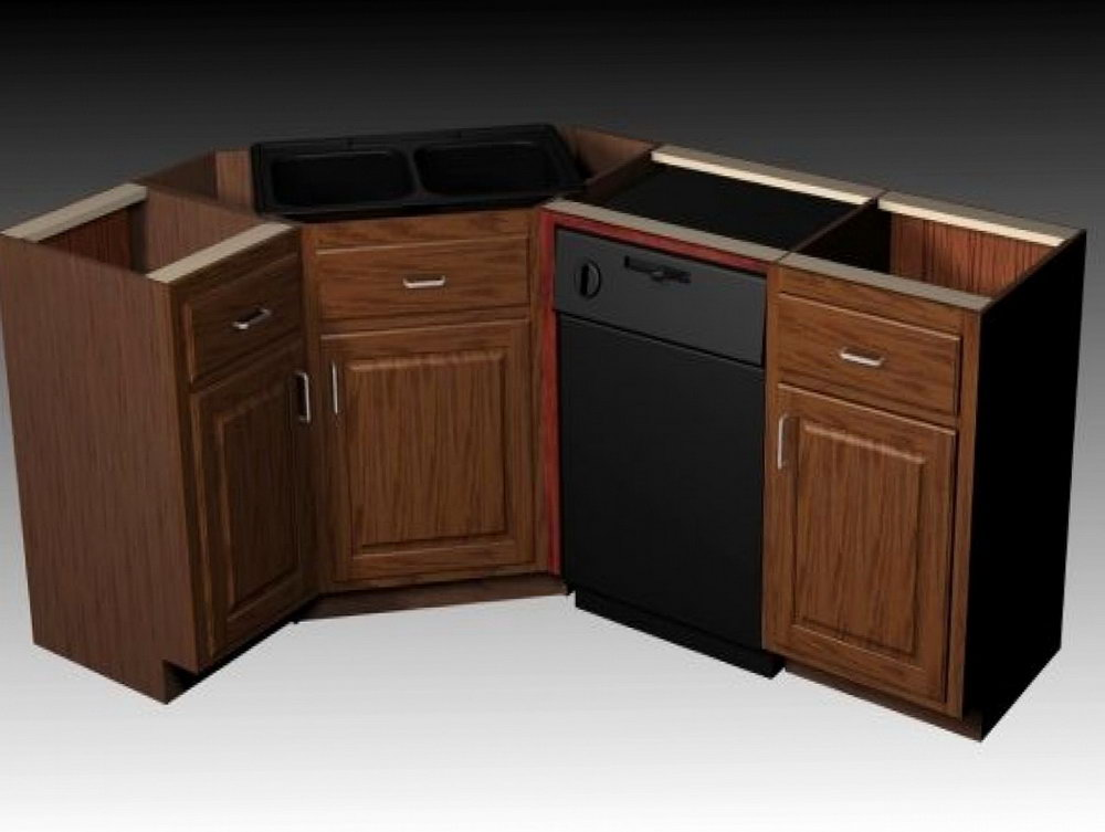 Corner Base Cabinets For Kitchen
