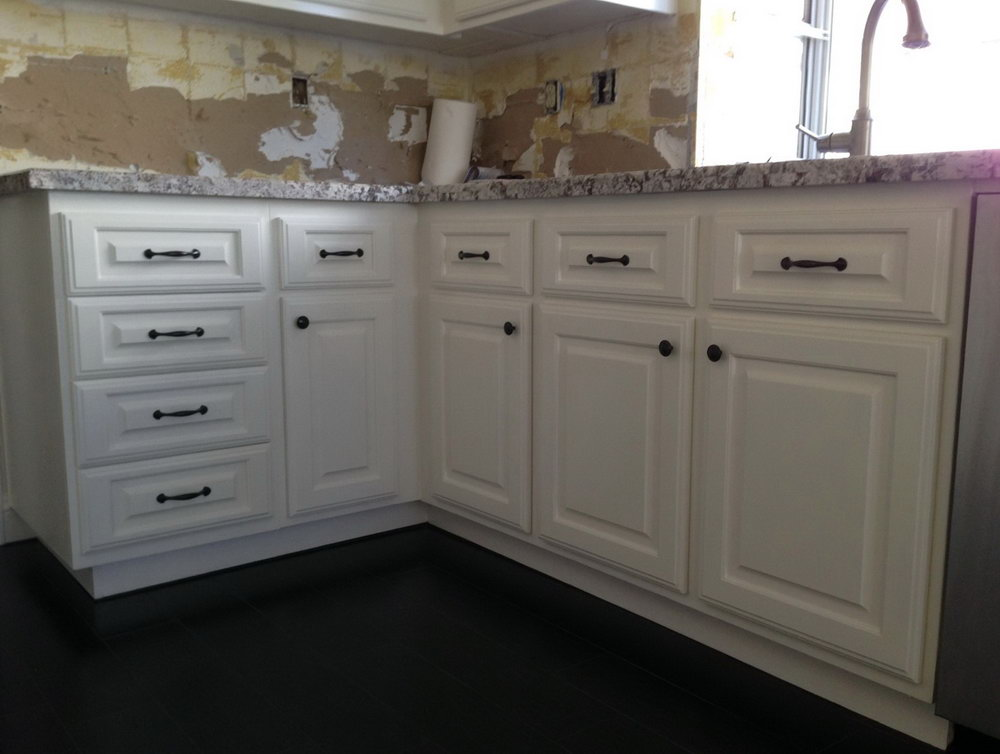 Corner Kitchen Cabinet With Drawers