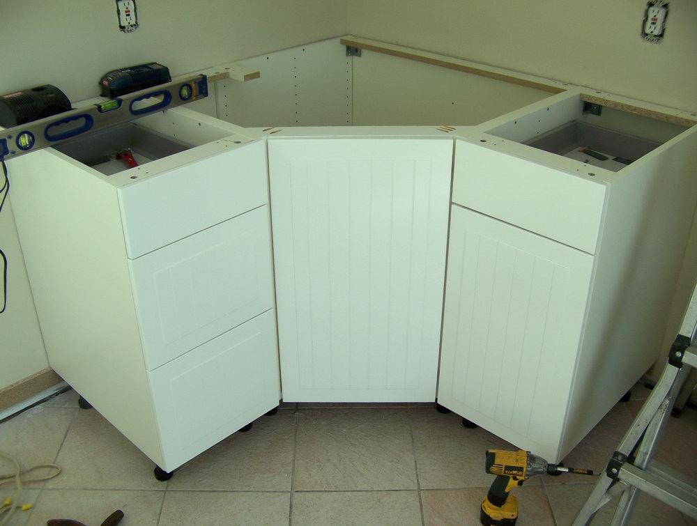 Corner Sink Cabinet Kitchen