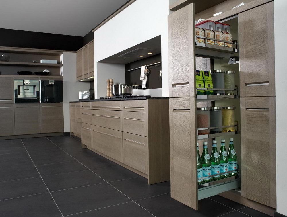 Corner Unit Kitchen Cabinet