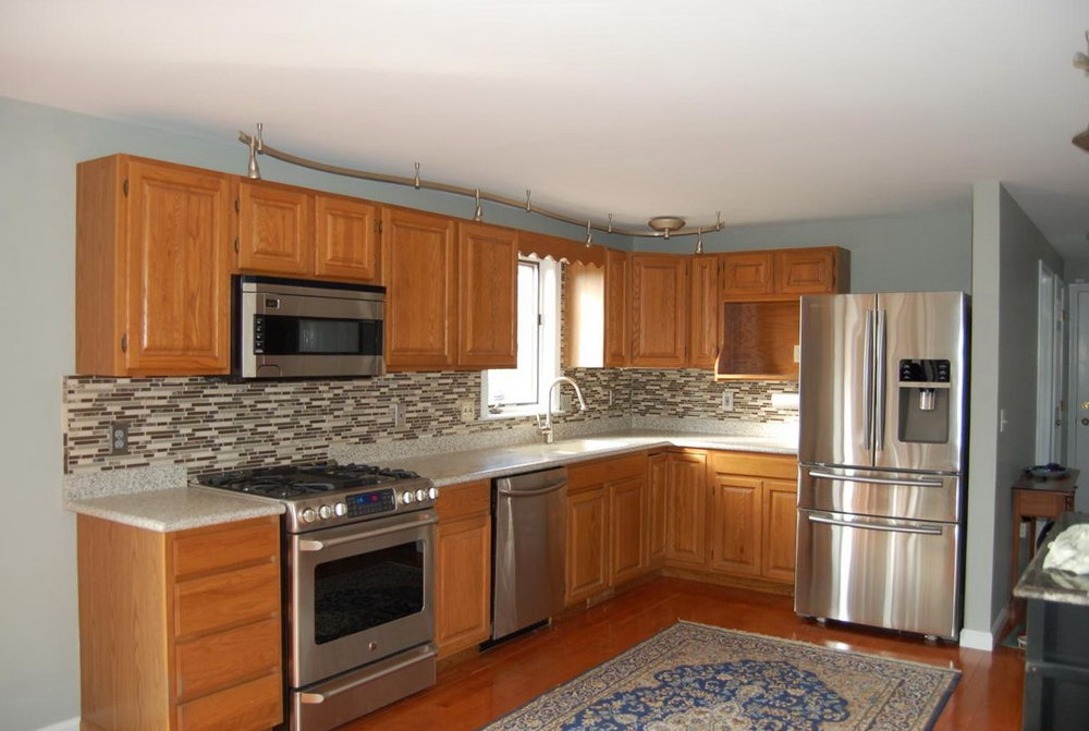 Cost Of Refacing Kitchen Cabinets Vs. New Cabinets