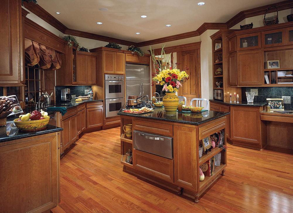 Custom Kitchen Cabinet Accessories