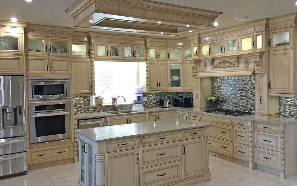 Custom Kitchen Cabinet Doors