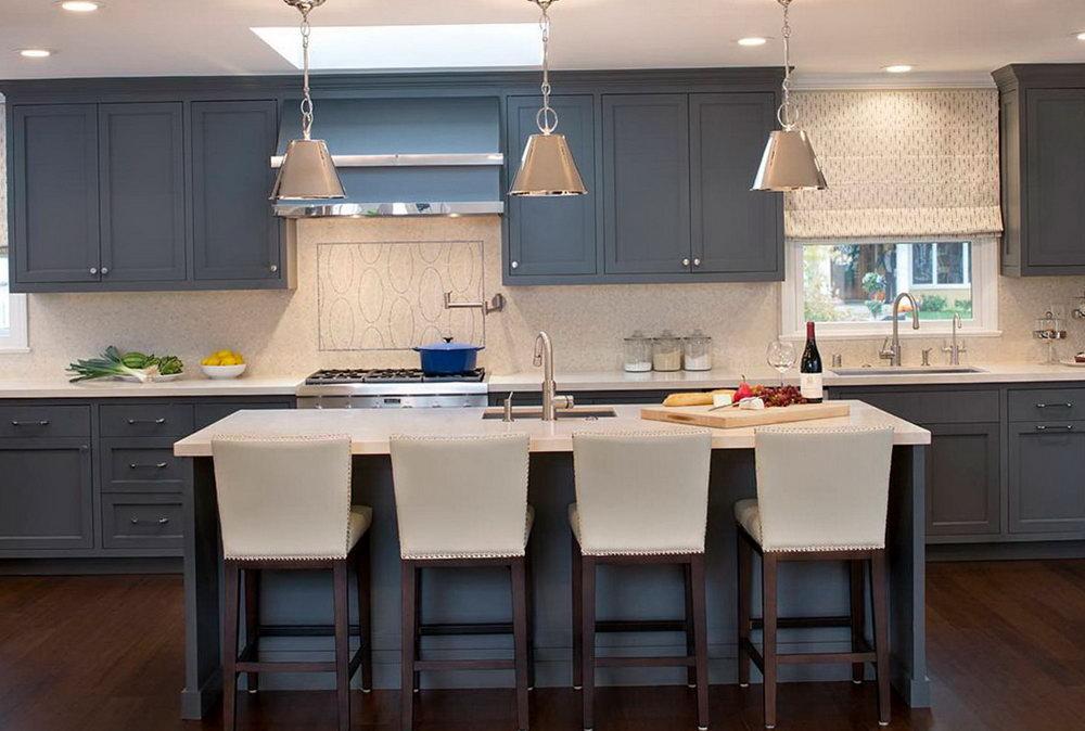 Dark Blue Kitchen Cabinets Uk